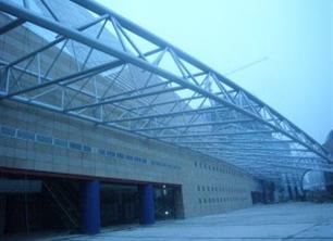 建筑钢结构氟碳漆防腐